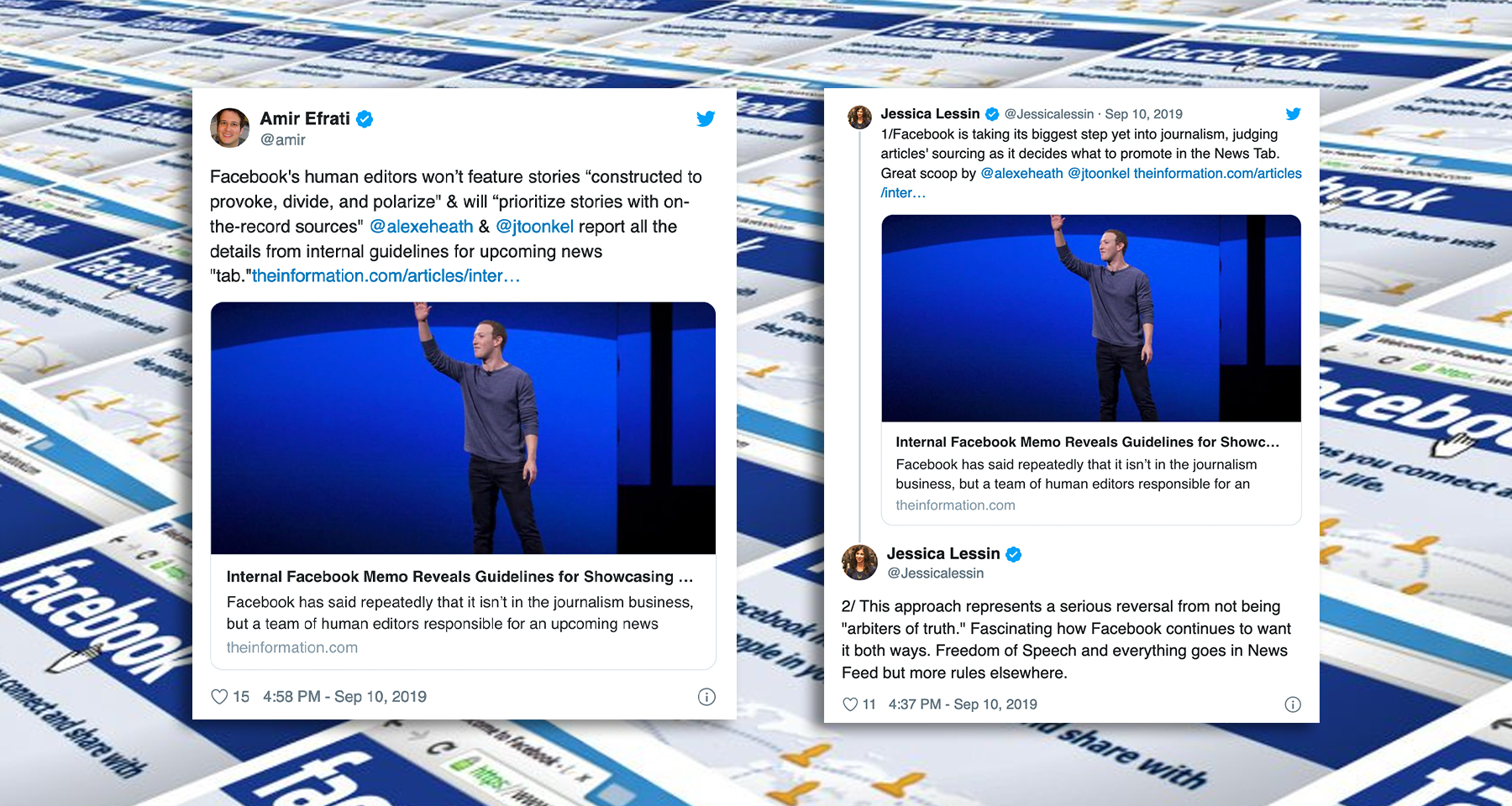 Facebook announced its News tab in late October as it rolled out in the United States. A global rollout is planned but Facebook has not given any specifics.