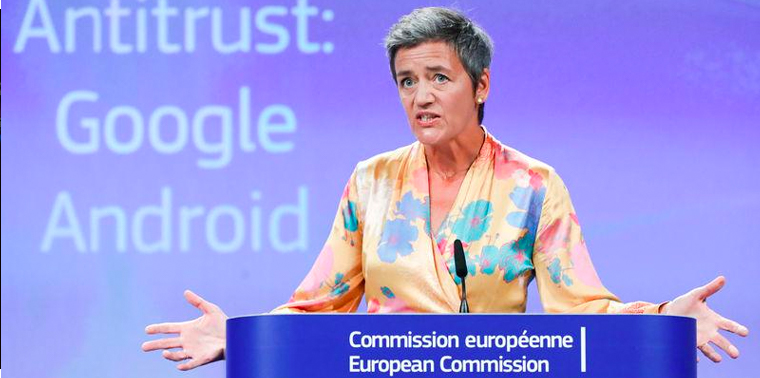 European Competition Commissioner Margrethe Verstager is one of the most powerful people addressing digital platforms from a regulatory perspective.