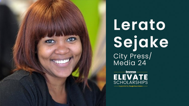 Lerato Sejake has gladly taken on the role of mentor and teacher at City Press.