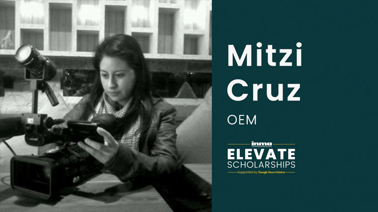 Mitzi Natalia Hernandez Cruz is passionate about historical gender inequality in the media.