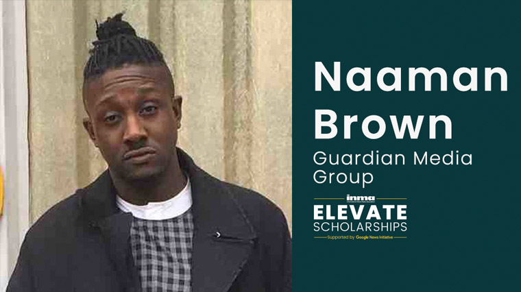 Naaman Brown is events executive at Guardian News and Media in the UK.