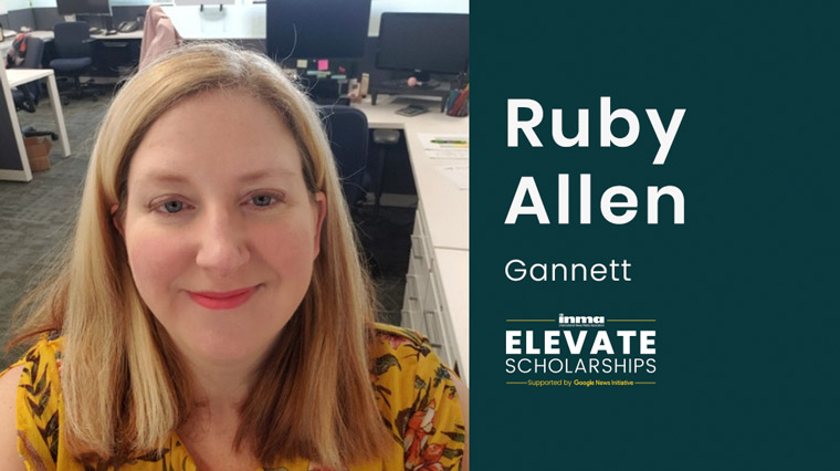 Ruby Allen drives growth for her team through circulation marketing.