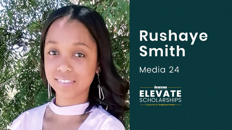 Rushaye Smith is driving innovation in digital publishing at Media24.
