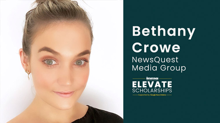 Bethany Crowe aspires to drive company growth as she builds her leadership skills.