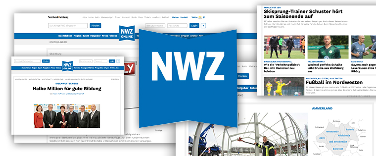 New products at Nordwest-Zeitung, such as a subscriber app and digital campaigns, are being driven by empowerment and a new look at leadership.