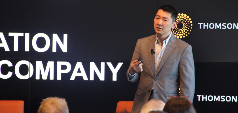 Stephano Kim explains how Turner went from a cable TV company to one with a much different mission.