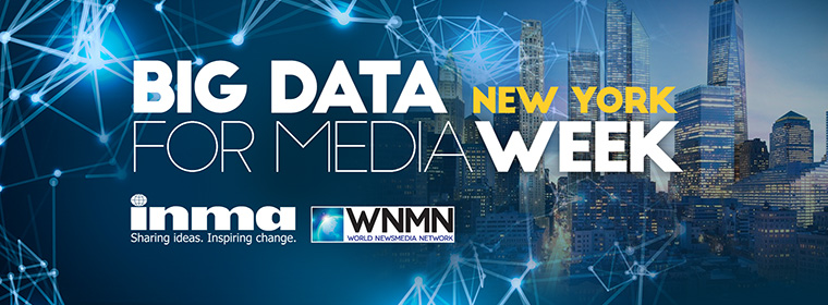 More than 200 people from 30 countries are attending Big Data for Media Week this week.