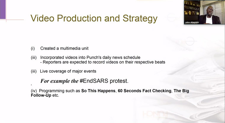 Punch's video strategy is one of its most successful content and audiences stories.