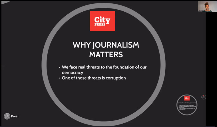 Trusted journalism is at the centre of City Press' audience strategy.