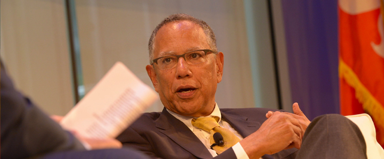 New York Times Executive Editor Dean Baquet discussed newsroom transformation at The Times — what prompted it and what it looks like today.