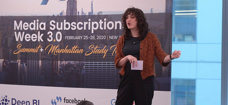 Lauren Bertolini of The Daily Beast tells INMA members about their digital subscriptions strategy.