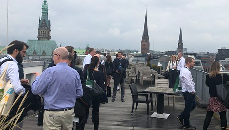 The two-day study tour takes news executives through some of the most interesting news companies in Hamburg and Berlin.