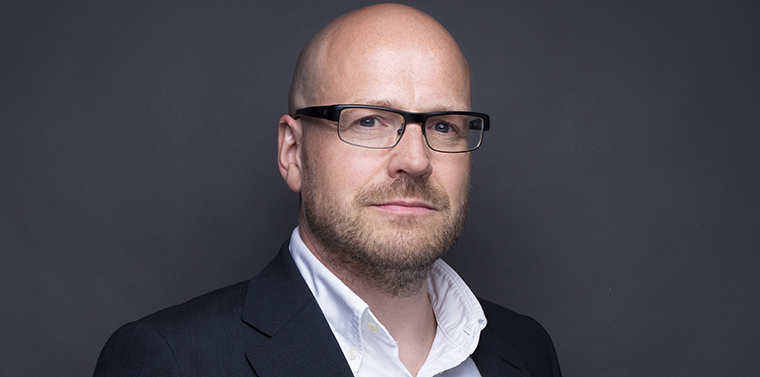 Pål Nedregotten, executive vice president of innovation at Amedia, XX.