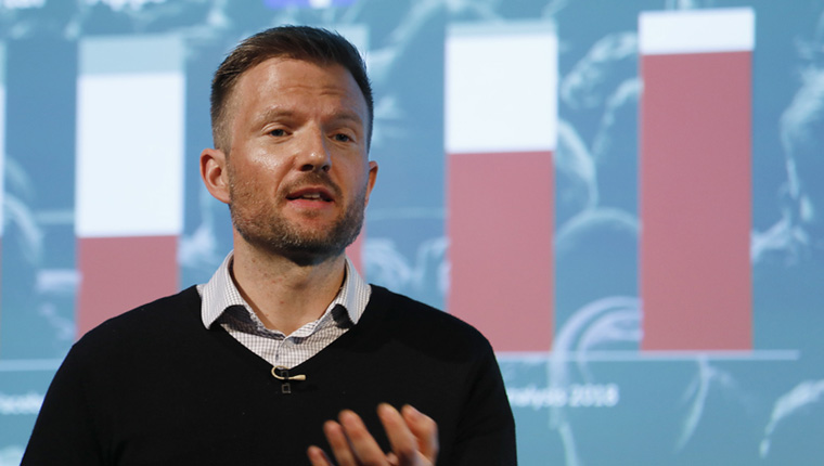Tobias Henning, general manager premium of BILD, said monetising content for the younger generation is an important challenge for news media companies.