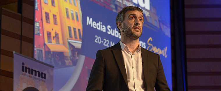 "Fernando Belzunce, regional media editorial director at Vocento, explains how the media company developed digital subscriptions because it had ""no alternative."""