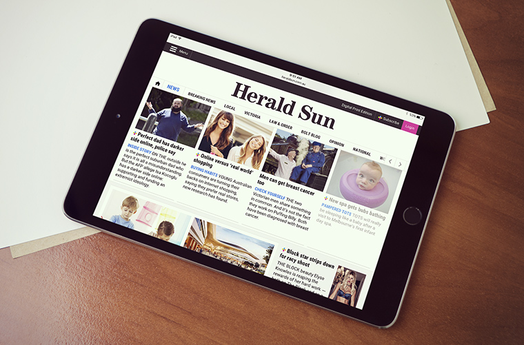 No Web site relaunch is easy. Herald Sun started the difficult process by listening.