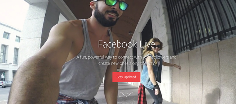 Facebook Live is changing the way news media companies interact with audiences.