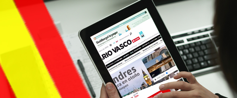 Spanish media companies are still grappling with how to implement a profitable digital subscription process.