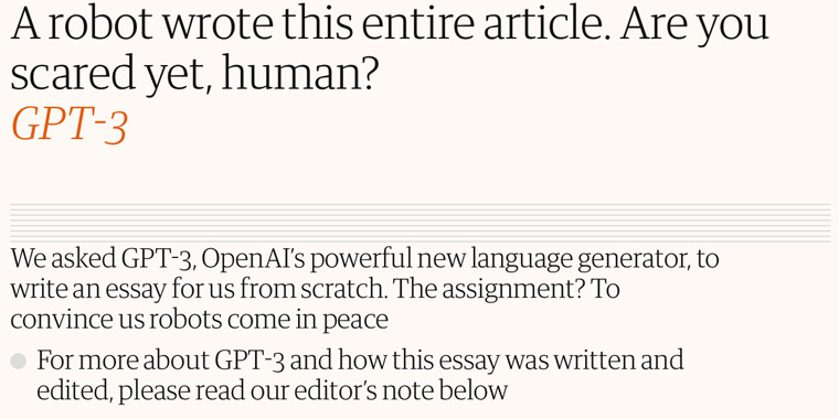 The Guardian's recent robot-written article changed the conversation about automated journalism.
