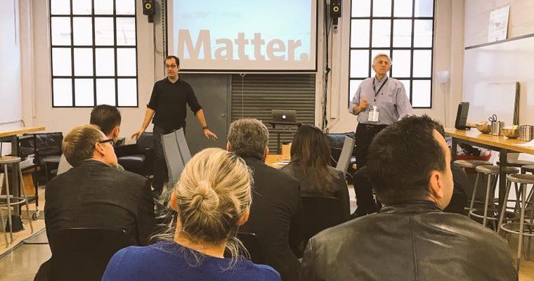 Start-up accelerators like Matter.vc integrate a culture of continued learning, experimentation into their core practice.