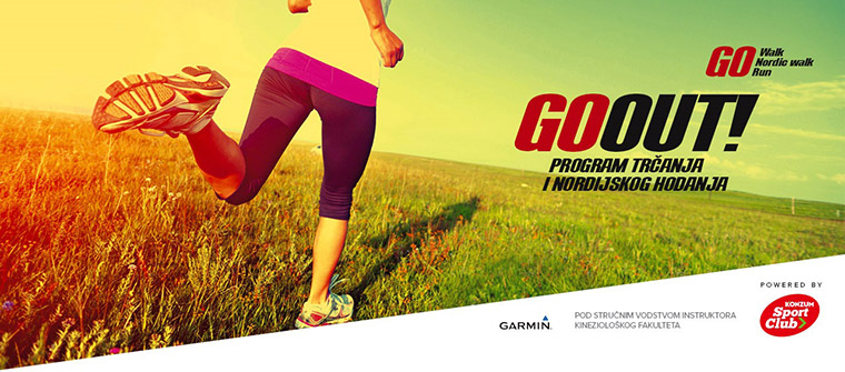 GoOUT launched in 2014 with an accompanying digital platform, reaching out to readers interested in outdoor activities like running.
