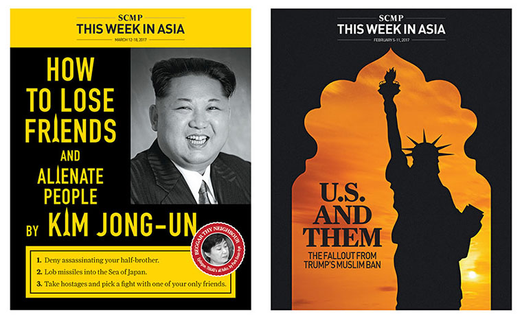 This Week in Asia gives readers compelling cover stories about what's going on across Asia.