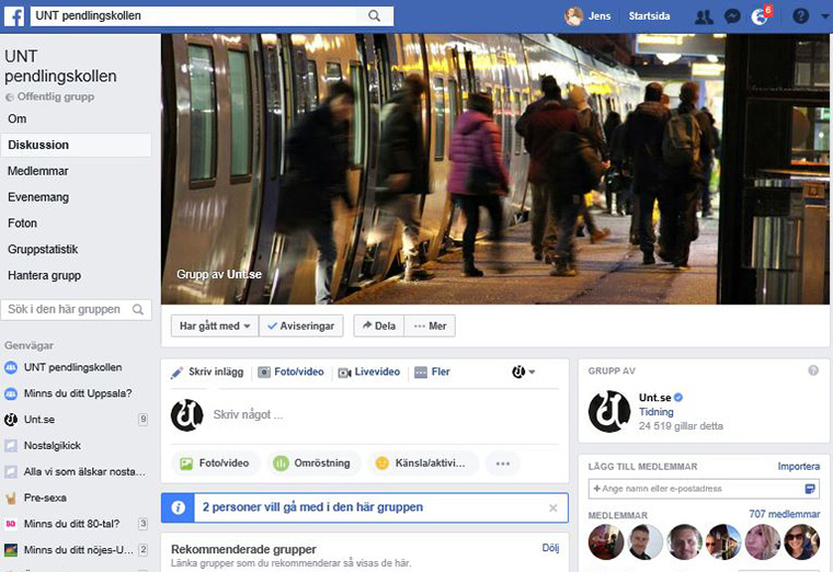 "A Facebook page built to serve commuters' needs and interests served as more than just a discussion forum. It was the basis for a ""journalistic ecosystem"" that has increased audience engagement."
