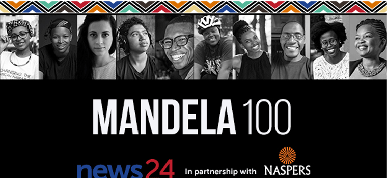 Having spent most of his life in prison, separated from his children and grandchildren, Madiba had a particular soft spot for youth and youth issues, so the News24 staff felt he would have approved of the Mandeal 100 project.