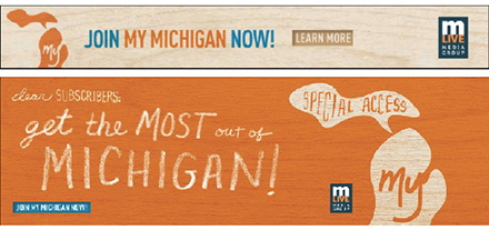 """My Michigan"" programme offers cultural experiences to subscribers, building loyalty, engagement, and exceeding all goals."