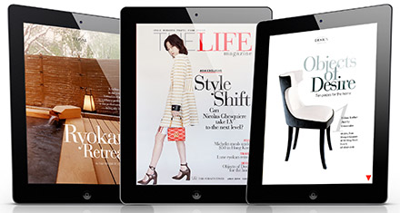 The Straits Times STAR e-books app that offers digital-only content and re-purposed print articles.