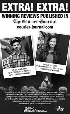 """Student Critic Contest"" utilizes print and digital campaigns to build audience engagement with journalism students."