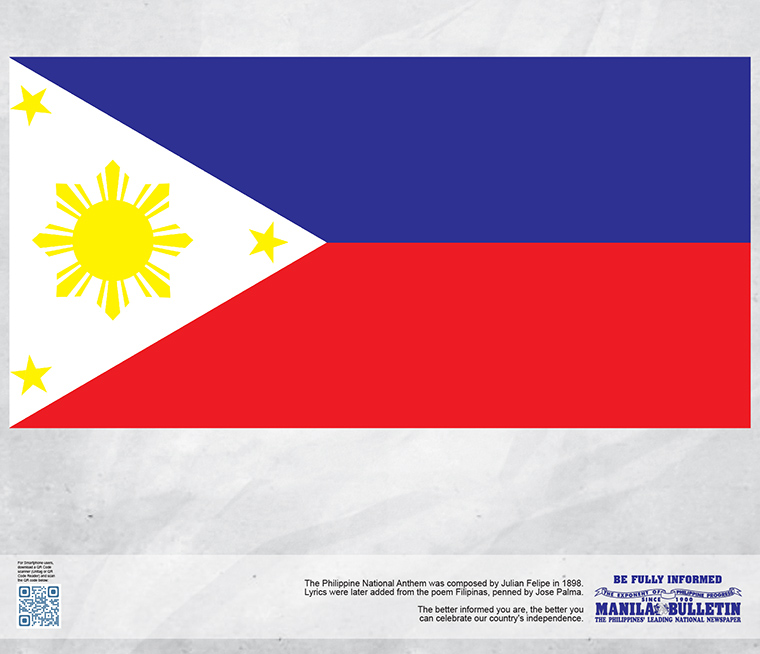 Manila Bulletin developed the multi-media Independence Day content centered around the national flag as part of its long-term #BeFullyInformed campaign.