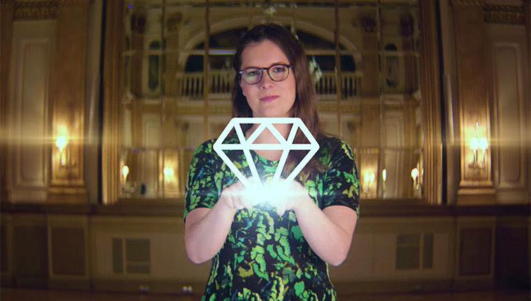 The diamond symbol became a key component of Helsingin Sanomat's successful conversion from a metered paywall to offering premium content behind a hard paywall.