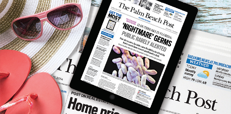 Readers spent 49% more time on The Palm Beach Post's site after the creation of its trending articles feature.