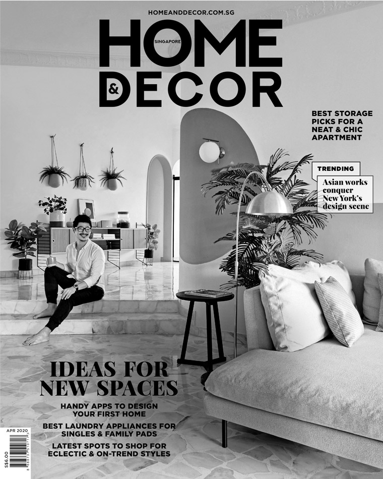 Home & Decor, published by SPH Magazines, is among the titles offered to Singaporeans for free during the COVID-19 pandemic.