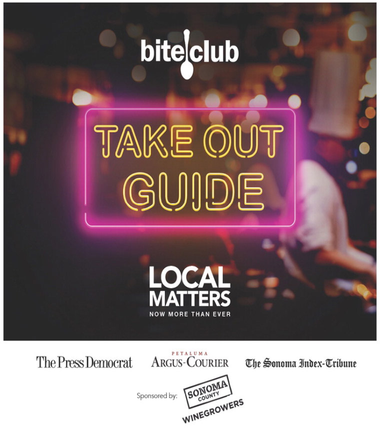 The Bite Club Take Out Guide gives readers an up-to-date directory of restaurant menus and hours during the pandemic.
