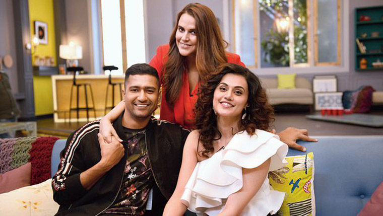 Conde Nast is co-producing lifestyle shows for Indian OTT networks, including the popular celebrity lifestyle show, BFFs by Vogue. Photo Courtesy of  IMDB | BFF with Vogue.