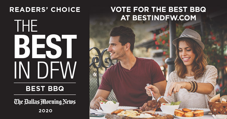 The Best in DFW Readers' Choice competition engaged readers and encouraged new subscriptions.