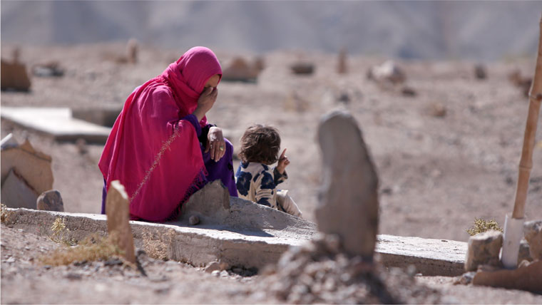 Stuff Circuit journalists uncovered nine incidents from a New Zealand military firing range in Afghanistan that resulted in 17 people killed or injured. Editorial staff traveled to the gravesites of some of the children who were killed with the children's mothers.
