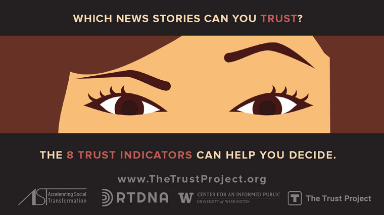 After joining The Trust Project, El Comercio helped educate readers about how to identify trustworthy news.