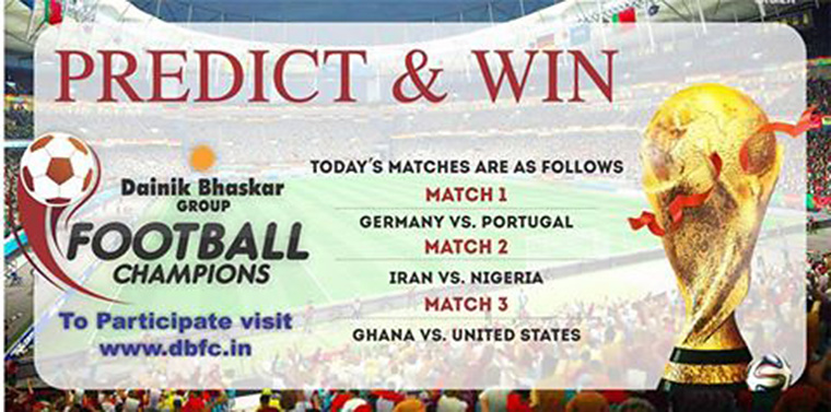 Predict & Win was a popular contest nationwide, as cricket is a favourite sport nationally.
