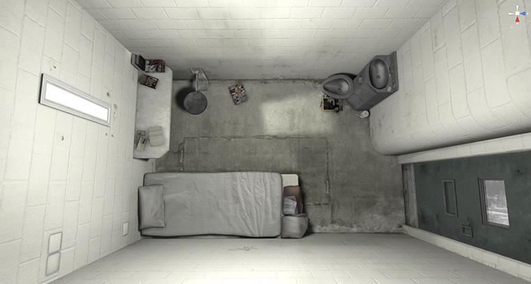 The Guardian's original VR story, 6x9, provided a hauntingly real glimpse at what life is like for inmates in solitary confinement.