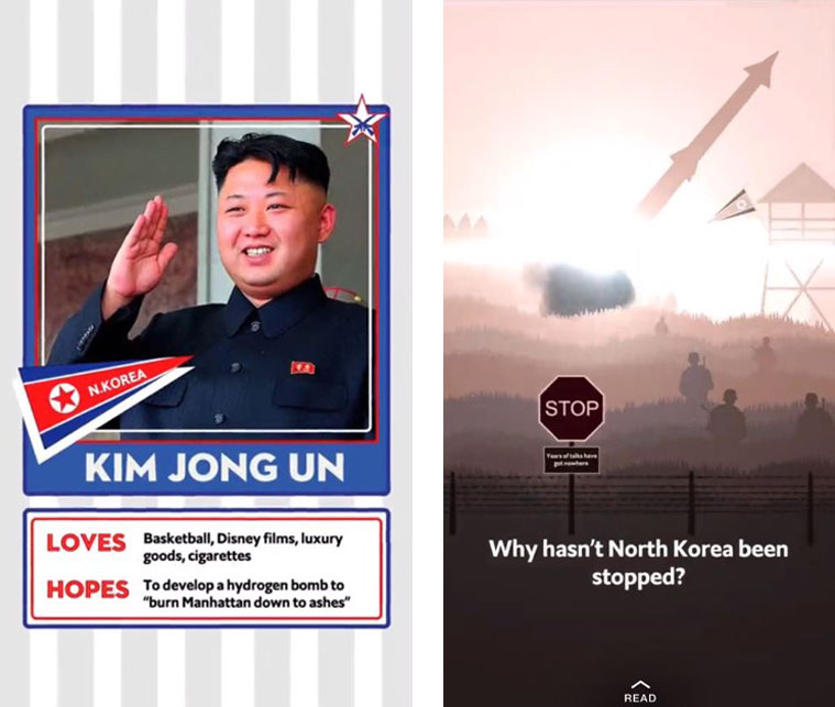 The Economist's snap pokes fun at the North Korean leader.