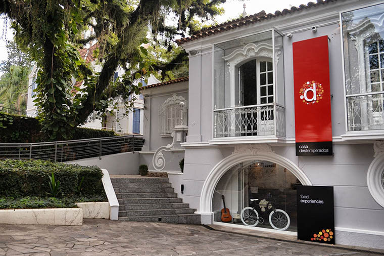 The upgraded Casa Destemperados creates a unique avenue for monetising content.