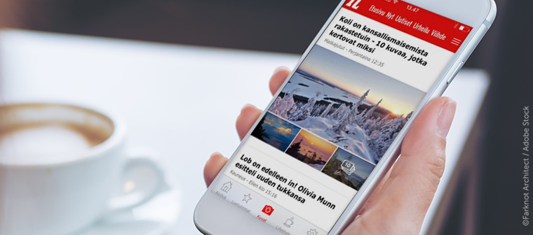 Iltalehti put together a team to make improvements to its mobile app for current users and to engage new ones.