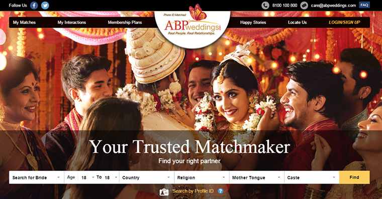 Building trust with members has been the key to success for ABP Weddings.
