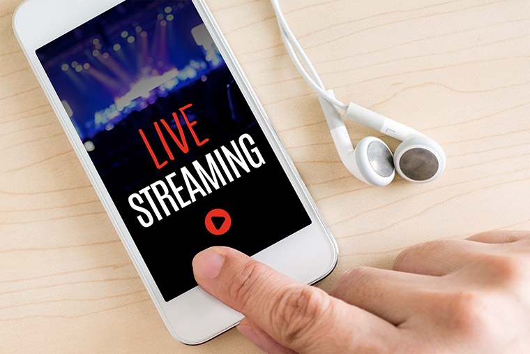 Live streaming video clearly engages the younger audience, and has proven a successful strategy for Brilio.net.