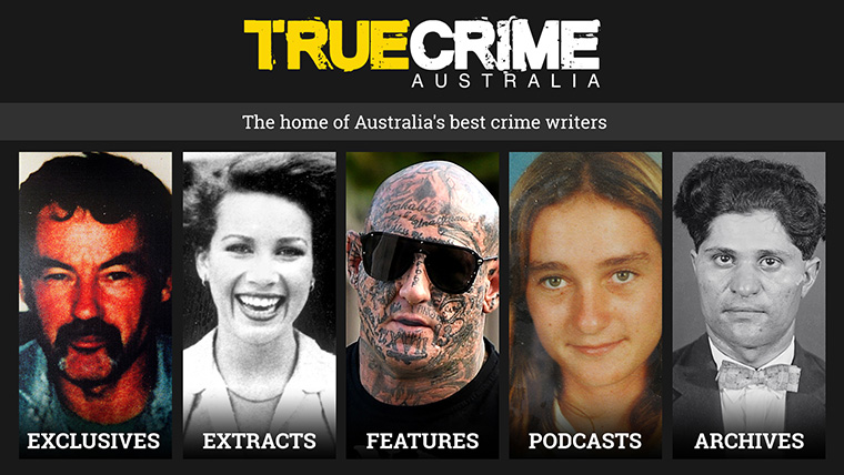 True Crime Australia features deep background information and investigative reporting about each crime in a variety of different formats.
