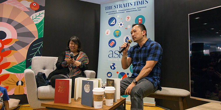Events provide a natural extension for Singapore Press Holdings flagship brand, The Straits Times, to connect with audiences and advertisers.
