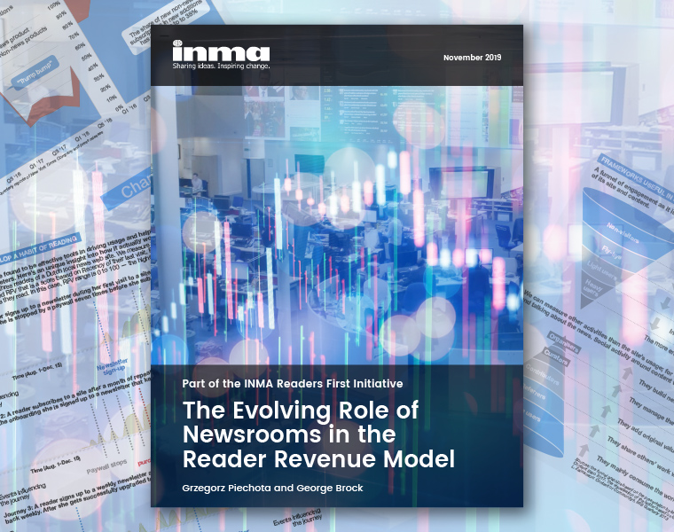 The 66-page report features case studies from around the world, sharing best practices of newsroom transformation toward the goal of reader revenue.